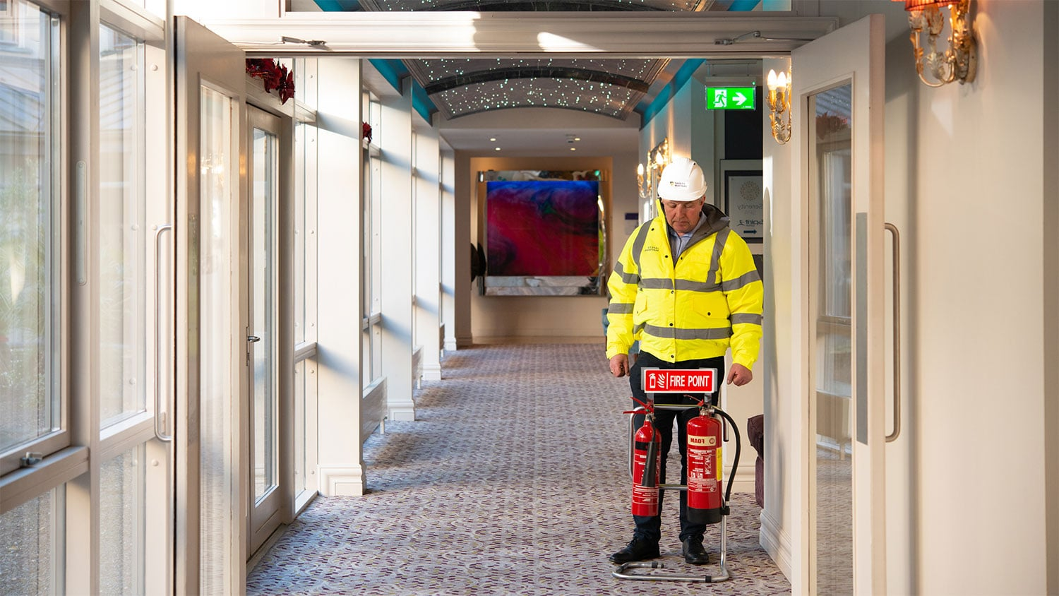 Hotel Safety Services Kerry