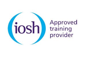 Approved-training-provider-IOSH-logo