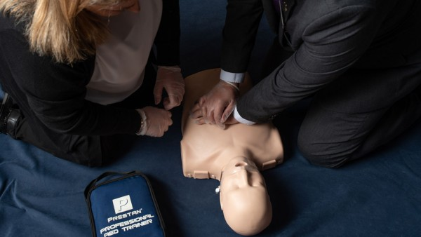 First-Aid-Response-Training