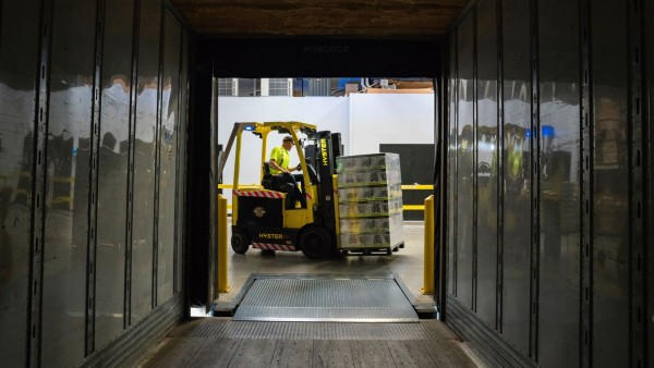 Forklift Training Course Kerry